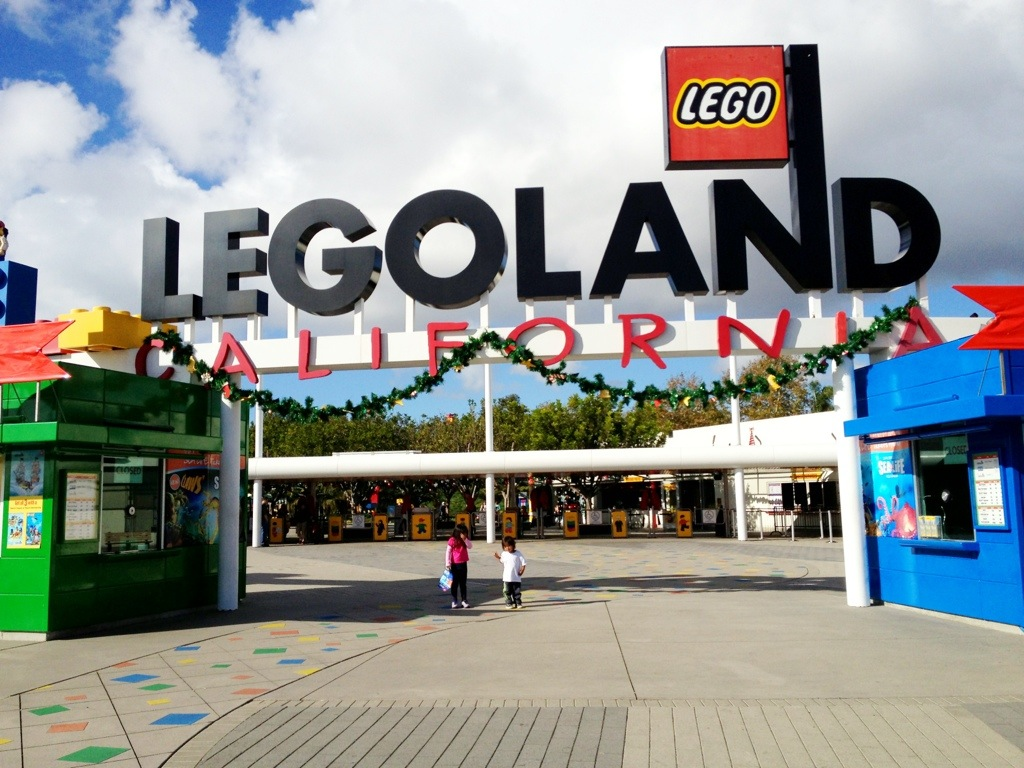Legoland Carlsbad in Pictures