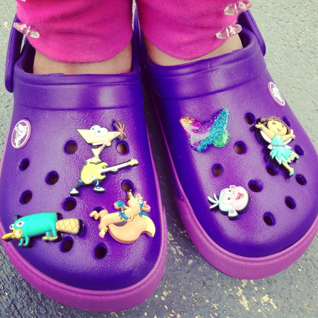 Crocs – Customized Footwear