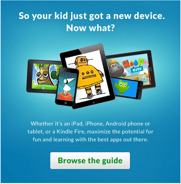 Apps for Kids Android Tablet Ipad