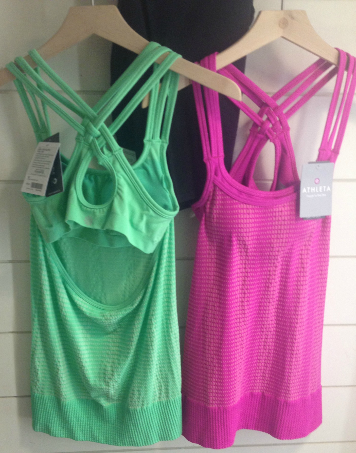 Athleta Mind Over Matter Pixel Tank