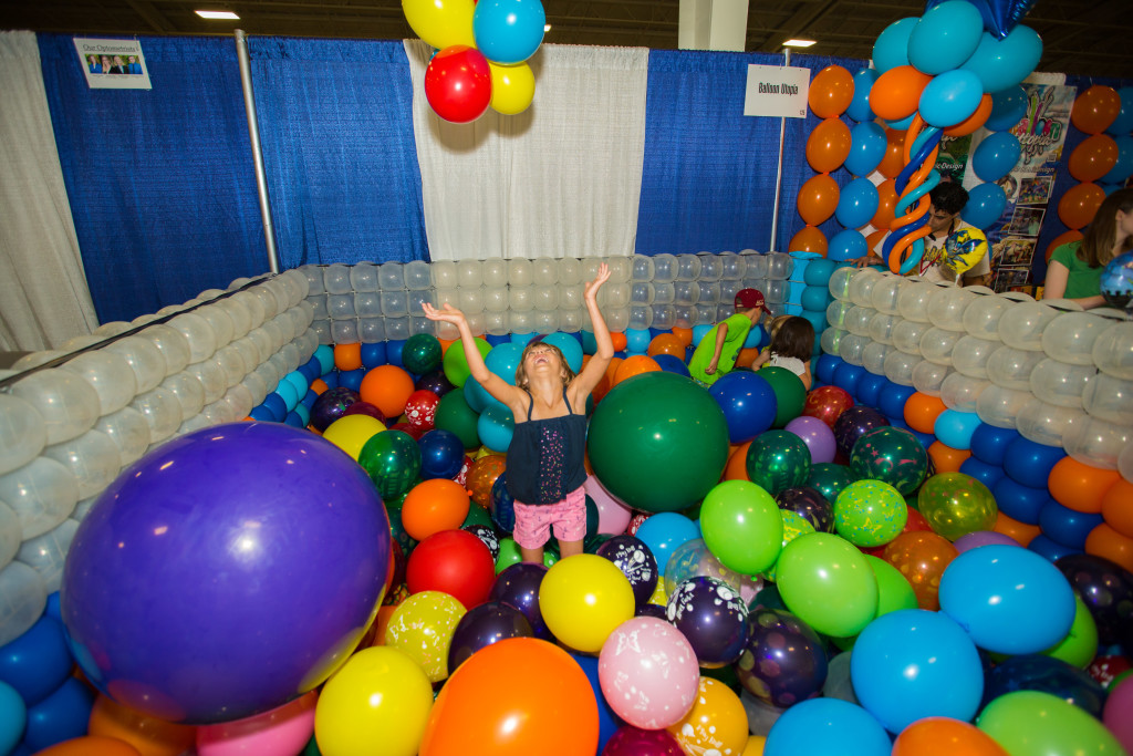 Balloon Pool Balloon Utopia