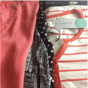 Stitch Fix Unboxing April 2015 Jennylou Raya
