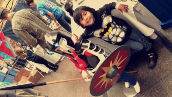 Crafteeo armor for kids mali