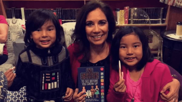 101 Movies to See Before You Grow Up Author with Jennylou Raya