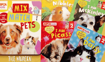 For the Love of Animals – ASPCA Delight Kids in Reading {Review + Giveaway}!