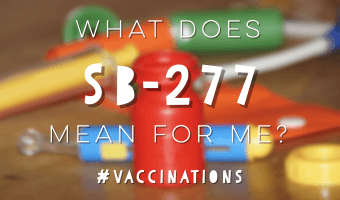 SB277 Vaccine Exemptions + What it Means for My Homeschool Chartered Kids