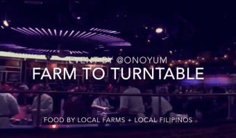 Farm to Turntable Vlog: Filipino Cuisine from Filipino Chefs in San Diego, CA