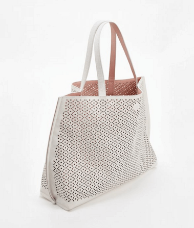 Trace Bag White Blush JustFab