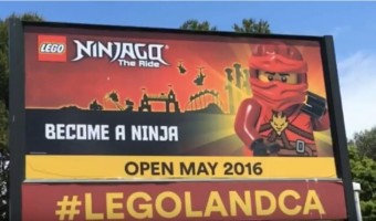 LEGOS Not LIMES – NINJAGO Opens Up Today May 5th!