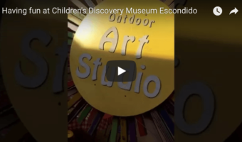 Inside Look at the San Diego Children's Discovery Museum – Escondido