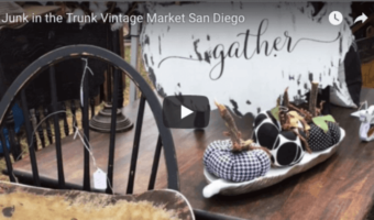 Things I Loved at the Junk in the Trunk Vintage Market (San Diego)