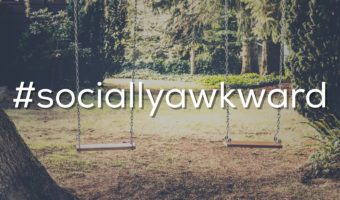 Please Say Hello: Confession of a Socially Awkward Mom