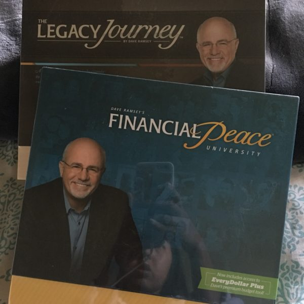 Learn with Me: Financial Peace University (FPU) in San Diego