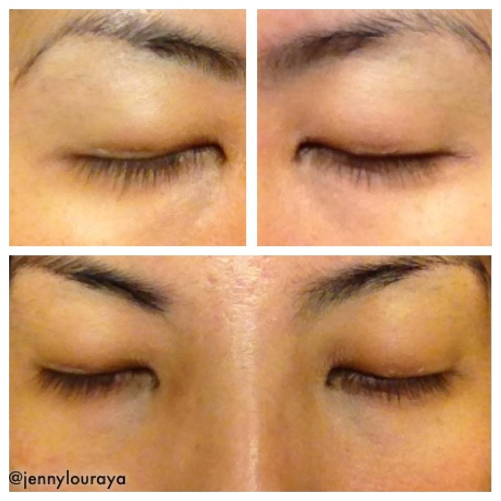 2 Weeks 4 Days Later With Fysiko Eyelash Growth Serum What Says