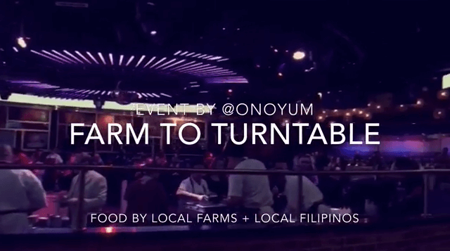 Farm To Turntable Vlog Filipino Cuisine From Filipino Chefs In San - Farm to table san diego